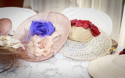 Editorial: tocados de  invitada de boda